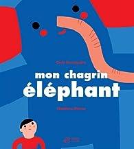 Mon chagrin éléphant par Cécile Roumiguière