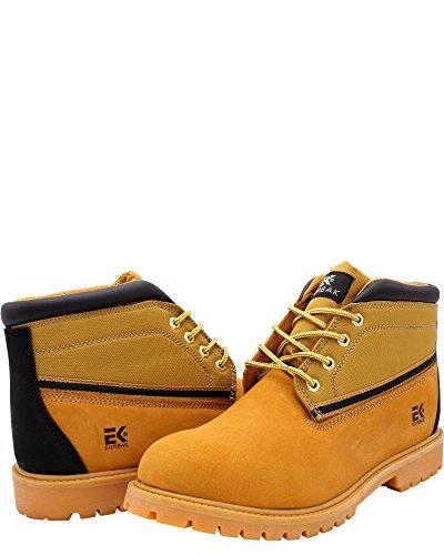 Mens Chukka Mesh Wheat Eurbak 7 Eurbak Boots Mens Weat wxqqtvE