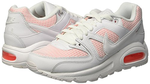 Pour Command Chaussures mangue Max Femme Wmns Brillante De Nike Blanches Air Blanche Gymnastique qFA00g