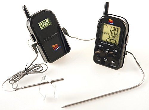 Maverick Redi-Chek BBQ Thermometer Set - Maverick ET732 Special Edition (Maverick Remote Smoker Thermometer)