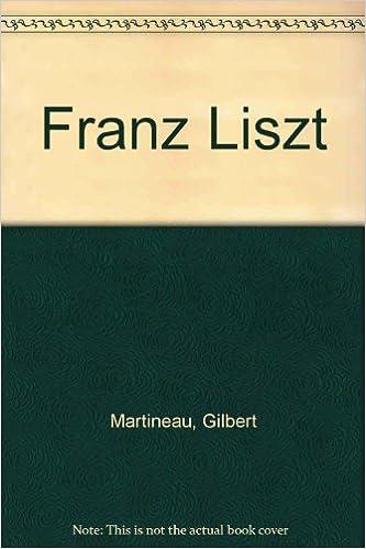 Lire Franz Liszt pdf