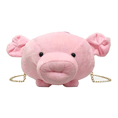 Lighted Christmas Pig Outdoor Decoration in US - 3