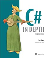 C# in Depth, 3rd Edition Front Cover