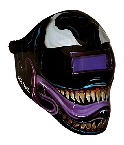 Save Phace 3012145 Marvel Venom Gen-Y Series Welding Helmet by Save Phace