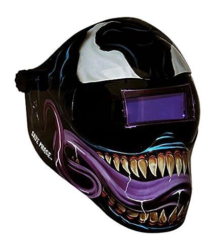 Save Phace 3012145 Marvel Venom W Serie Soldadura Casco