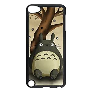 iPod Touch 5 Phone Case Black My Neighbor Totoro MHF9902721