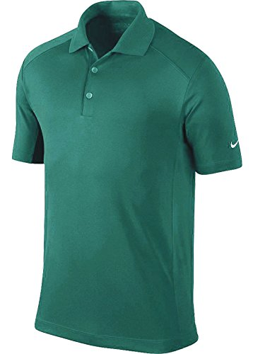 Nike Golf Mens Victory Polo (Small, Green)