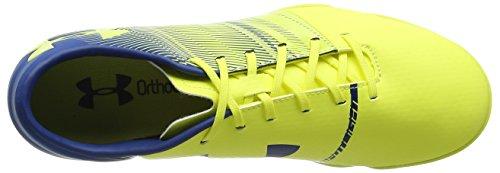Under Armour Men's Ua Spotlight in Footbal Shoes Yellow (Tokyo Lemon) lW0DLnq