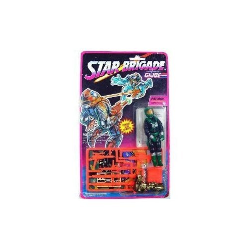 (GI Joe Star Brigade Payload - Astro Pilot 7 Action Figure)