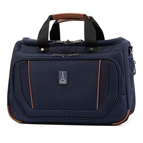 - Travelpro Crew Versapack Deluxe Tote Travel, Patriot Blue, One Size