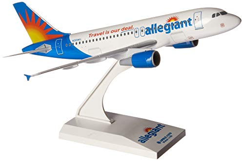 (Daron Skymarks Allegiant A319 Airplane Model (1/150 Scale))