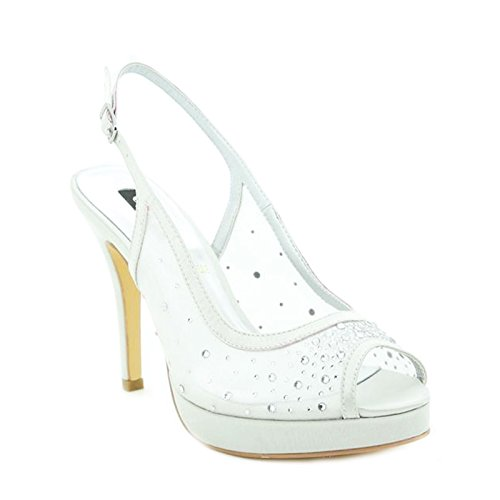 Toocool Argent Brides Femme Chaussures À 4wYqgYOp