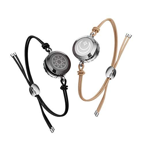 Smart Jewerly Couple Bracelets Touch To Send Out Your Love
