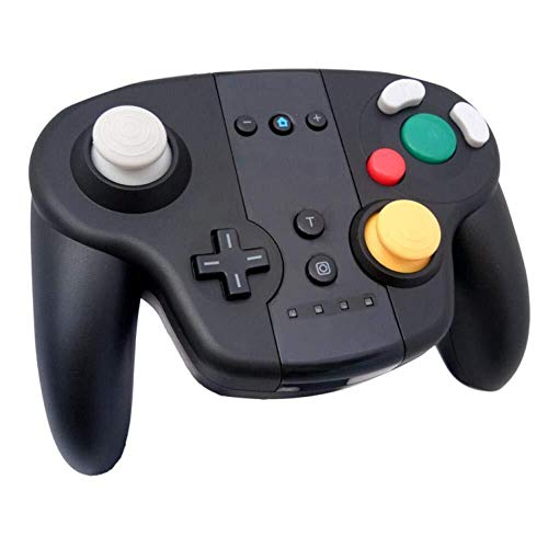 GAME JIANG Wireless Controller, Bluetooth Pro Gamepad Joystick Controller, for Switch/Windows & PC, Built-in Dual Motor Vibration,Gyroscope,Turbo/NFC Function, Suitable for NS Switch Controller ()