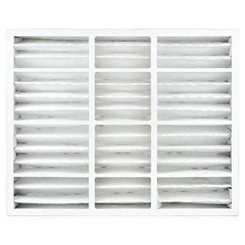 AIRx Filters Health 20x25x5 Air Filter MERV 13 AC Furnace Pleated Air Filter Replacement for Honeywell FC100A1037 FC200E1037 203720 Box of 1, Made in the USA