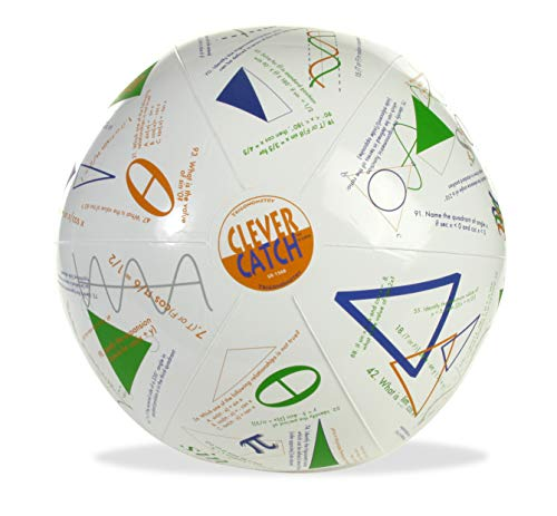 American Educational Clever Catch Balls - American Educational Vinyl Clever Catch Trigonometry Ball, 24