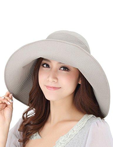 Mme Sunscreen Sun Hat Femme Automne Big Eaves Summer Sun Protection Sun Hat