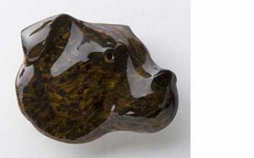 Peint à la main ~ ~ Pit Bull Pin's (épinglette/Broche ~ dp138b