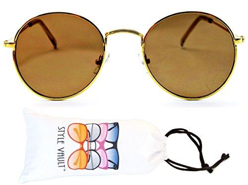 v120-vp-style-vault-metal-round-retro-70s-sunglasses-l1564e-gold-brown-mirror-uv400