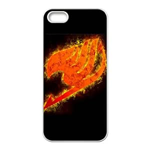 Fairy Tail Iphone 4 4S Cell Phone Case White DAVID-292394