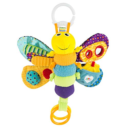 Lamaze Freddie The Firefly - Made Usa Doll Baby