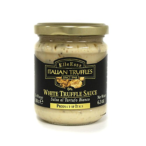 Elle Esse - Italian White Truffle Sauce 6.3 oz (180g) by Elle Esse