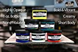 Ecotex Ink Color Kit - Plastisol Ink 6 Primary