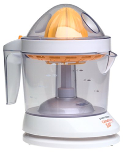 juice extractor black decker - 9