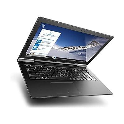 Lenovo 2016 Flagship Model 15.6-in Full HD IPS Gaming Laptop | Intel i7-6700HQ Quad-Core | 16G RAM | 1TB HDD+256GB SSD | NVIDIA GTX 950M 4GB | Backlit Keyboard | Windows 10
