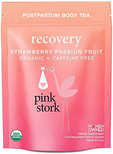 Pink Stork Recovery Passionfruit Biodegradable product image