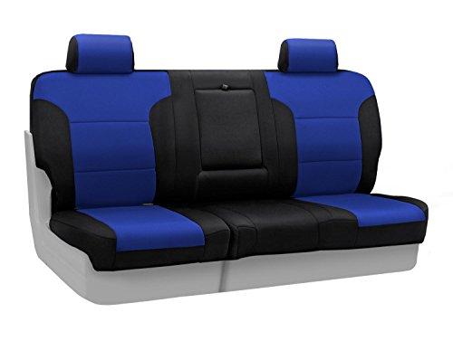 CoverKing Rear Custom Fit Seat Cover for Select Honda Rid...