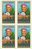 Harriet Tubman Set of 4 x 13 Cent US Pos