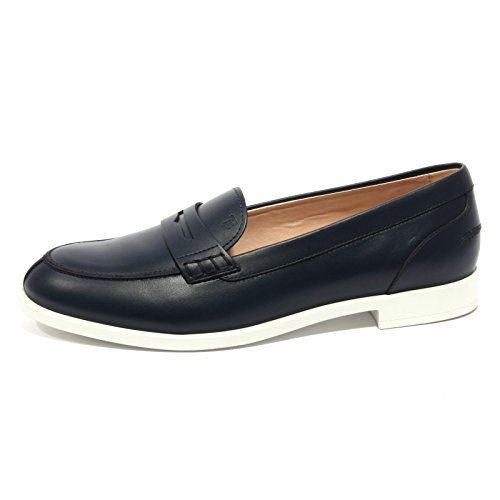blu shoes loafer mocassino B1409 women scarpa TOD'S donna Blu wHIzppUx