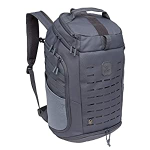Samurai Tactical Kabuto Day Pack, Turbulence Blue, One Size