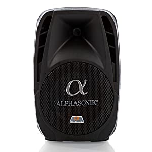 Pair Alphasonik All-in-one 8″ Powered 8...