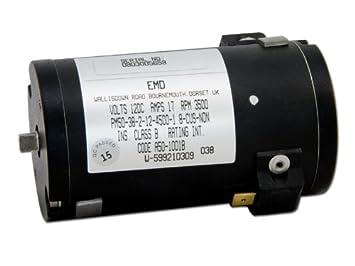 Original EMD Replacement Motor suitable for the PowaKaddy