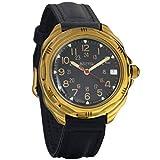 Vostok Komandirskie Commander Russian Army Mens Mechanical Military Wrist Watch #219782