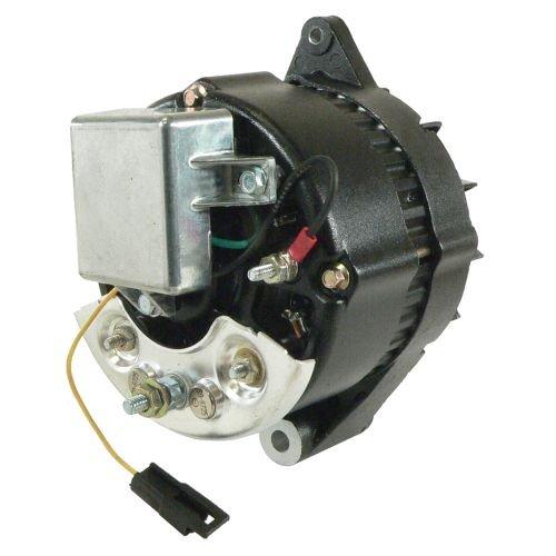 Db Electrical AMO0013 Alternator For John Deere Industrial Backhoe, Barber Greene Finisher SA150, SB140 1972 1973,SB170,SA190 1970-1973,lt 51 Amp AR38429 AR38458