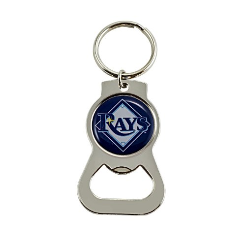Mlb Bottle Opener Keychain - MLB Tampa Bay Devil Rays Bottle Opener Key Ring
