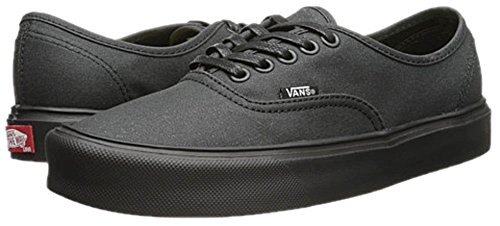 Vans M Authentic Lite - Zapatillas Hombre (waxed) black