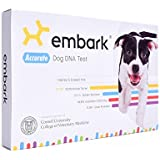 Embark | Dog DNA Test | Breed Identification | 160 Health Results | 200K Genetic Markers