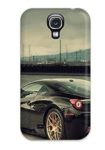 Sarah deas's Shop 4410484K40160087 Galaxy Case - Tpu Case Protective For Galaxy S4- Amazing Black Car S