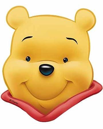 Winnie Puuh Tortenaufleger Winnie Gesicht Amazon De Spielzeug
