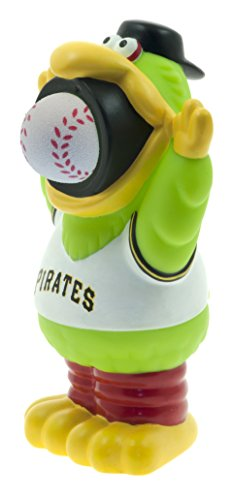 Hog Wild MLB Pittsburgh Pirates Squeeze Popper, One Size (Figure Mascot Pirate)