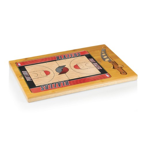 - NBA Portland Trail Blazers Icon Cheese Set (3-Piece)