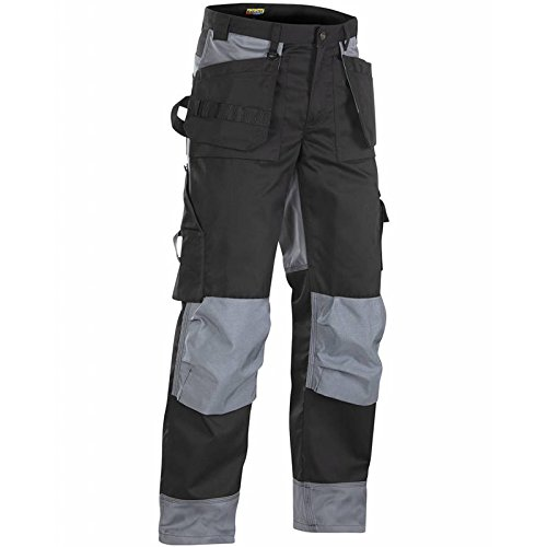 IN Black//Grey Metric Size C46 150318609994C46 Trousers Size 32//32