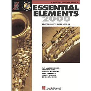 2000 Bb Tenor Saxophone - 6