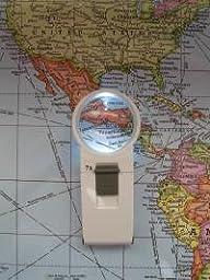Task Vision Led Hand Magnifier 7x 23 Diopter Illuminated - # 6971 122117 US Dental Depot