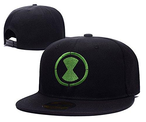 Ben 10 Omnitrix Logo Adjustable snapback Embroidery Hats (Roger Levin)