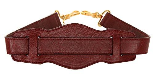 à porter pour Balenciaga Sac l'épaule Brique Rouge femme à BwIwXSTUq